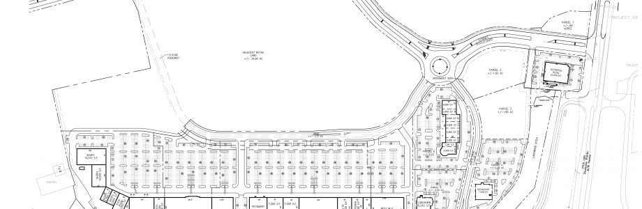 Fremaux Town Center Site Plan