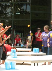 Root Beer Pong Event