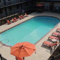 Tiger Manor - Pool Improvements