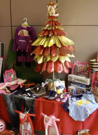 Shreveport Office collected gifts at their recent holiday lunch