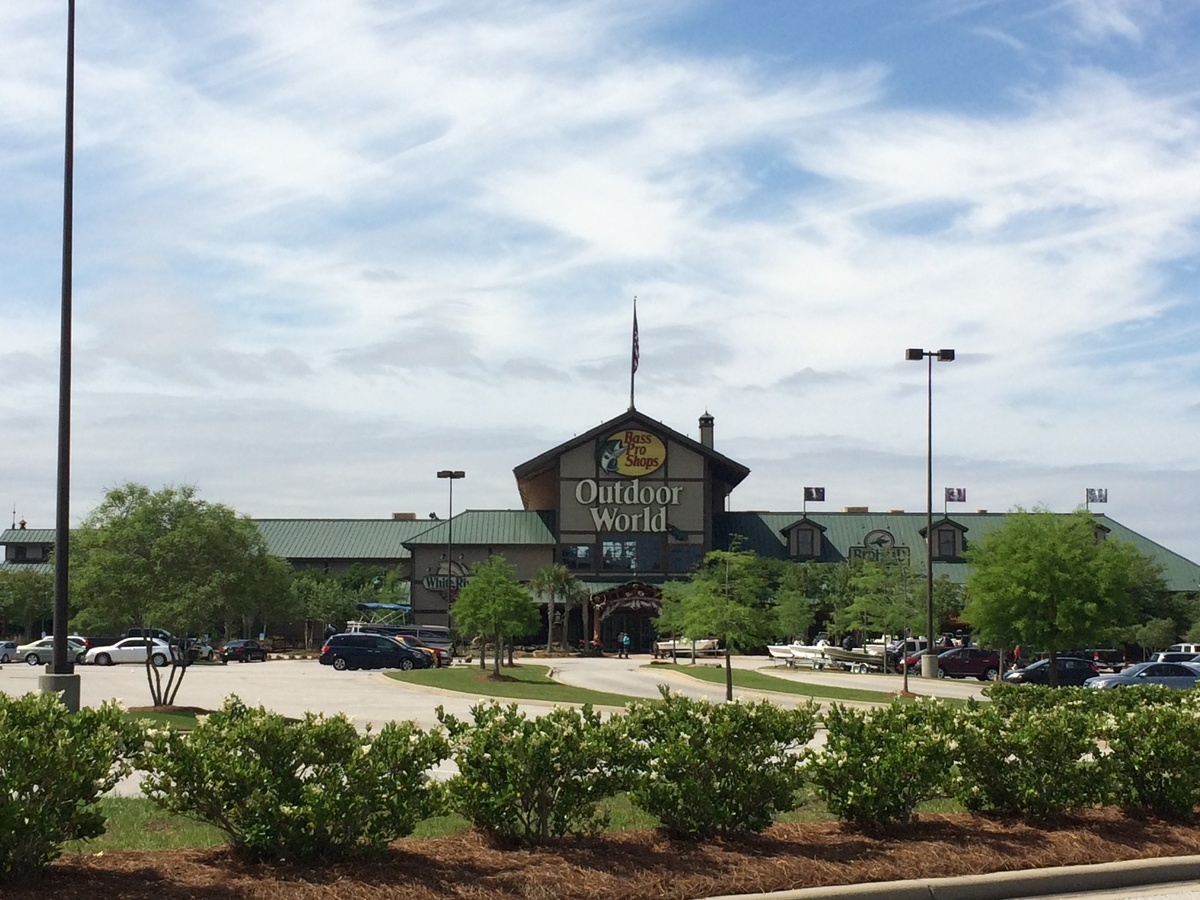 Bass Pro Spanish Fort