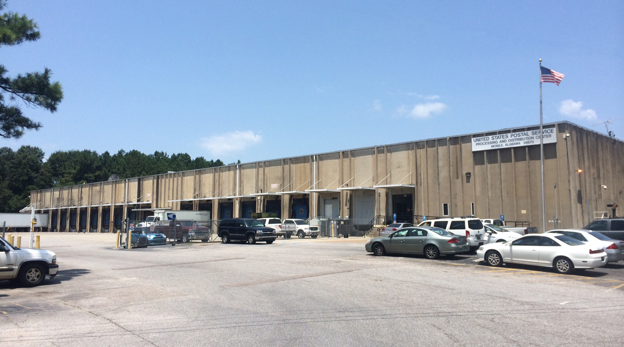 USPS Distribution Center