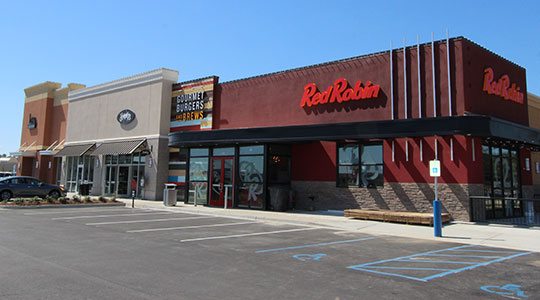 Red Robbin at Fremaux Town Center