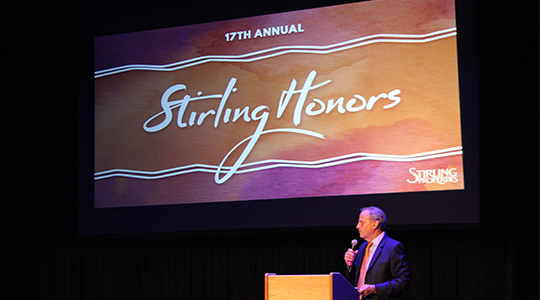 Stirling Honors