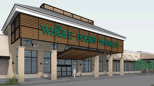 Whole Foods  East Th Street