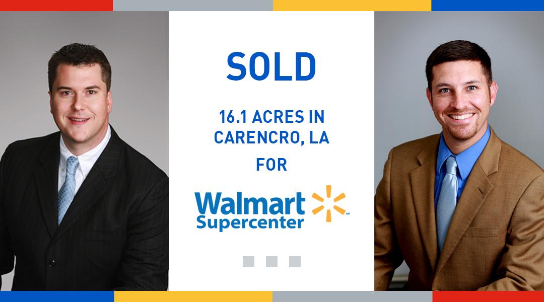 Carencro Louisiana Walmart Brokerage