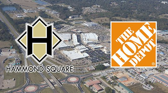 The Home Depot at Hammond Square