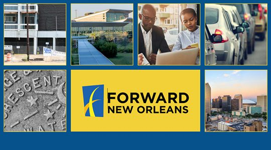 Forward New Orleans Coalition Report