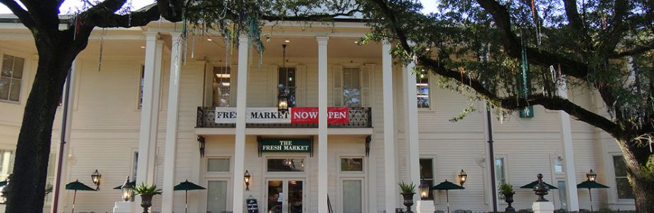 The Fresh Market St. Charles Avenue, New Orleans, Louisiana