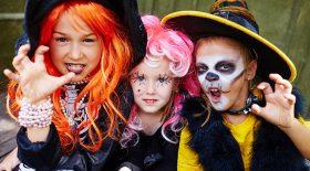 Halloween at Hammond Square