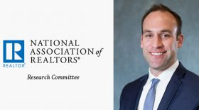 National Association of REALTORS® Selects Bradley Cook For Research Committee