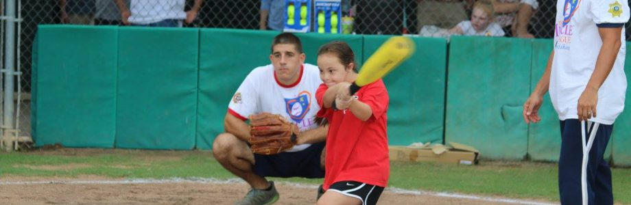 Miracle League Baseball Game