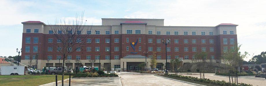 Ochsner's Main Campus West in Jefferson, Louisiana