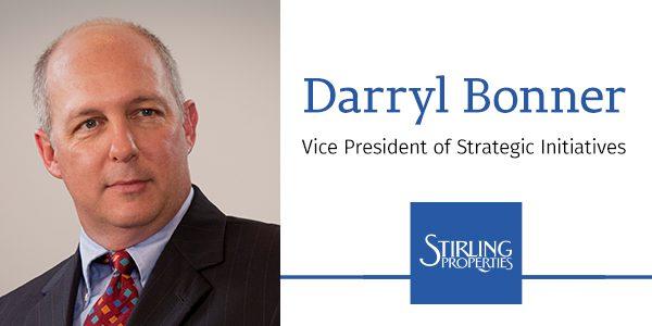 Darryl Bonner, Vice President of Strategic Initiatives