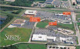 Stirling Bossier Shopping Center