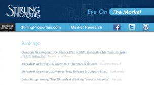 Eye On The Market - April 2012