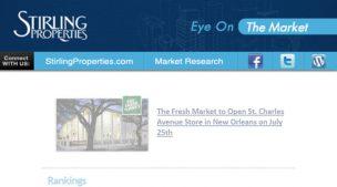 Eye On The Market - July 2012
