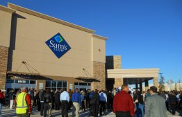 Sam's Club at River Chase - Grand Opening