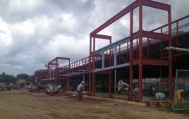 Mid-City Market Building Under Renovation - December Update