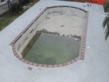 Tiger Manor - Pool 1 Renovations Underway