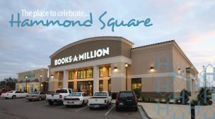 The Place to Celebrate...Hammond Square