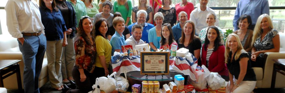 Tornado Food Drive - June 2013