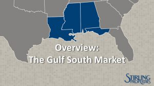 The Gulf South