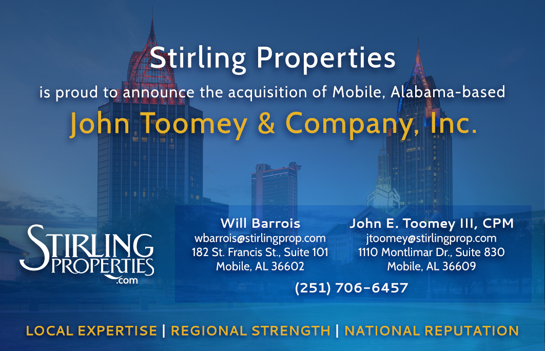 John Toomey Acquisition