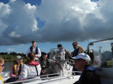 CCRE Boat Tour - October 2014