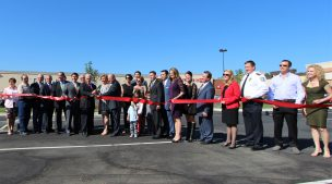 Fremaux Town Center Phase II Grand Opening