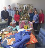 Mobile Office Volunteers of America Christmas Wish Donations