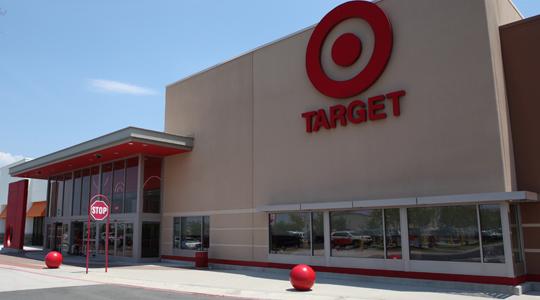 Bossier Target