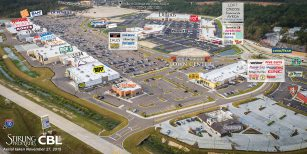 Fremaux Town Center Labeled Aerial 11-27-2015