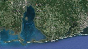 Coast of Alabama