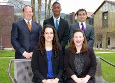 LSU Team - 2016 Argus University Challenge
