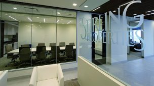 Pan American Life Center - Stirling Properties Office