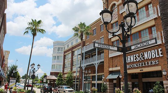 Perkins Rowe Baton Rouge, Louisiana