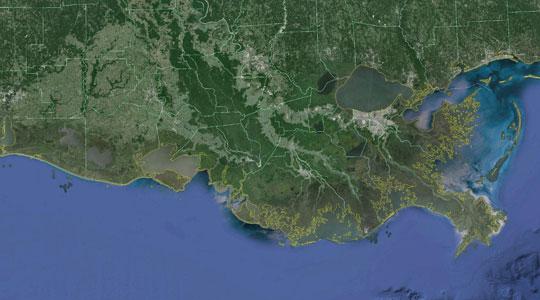 Louisiana Flood 2016