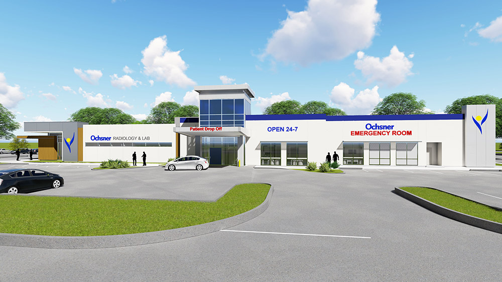 Ochsner Medical Complex LaPlace, Louisiana