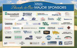 16th Annual Stirling Invitational Golf Tournament Sponsors