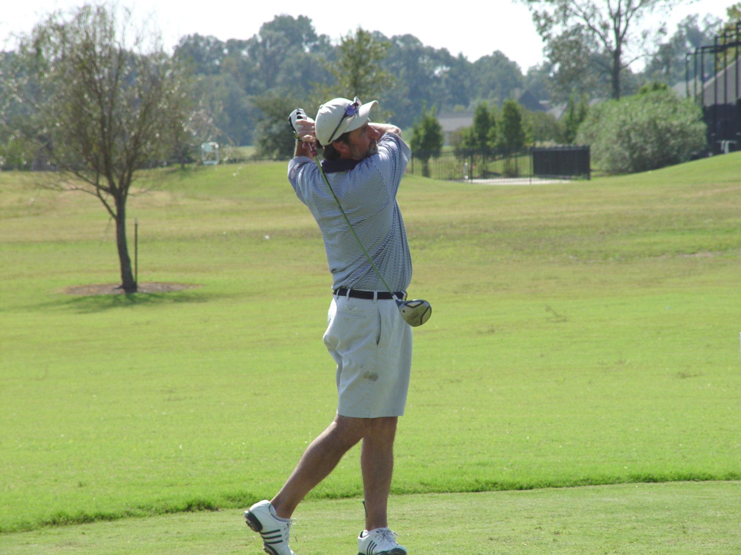 Grady Golfing