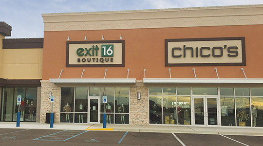 Exit 61 Slidell, Louisiana