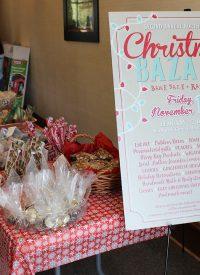 Northpark Christmas Bazaar, Bake Sale and Raffle