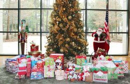 Volunteers of America Christmas Wish project