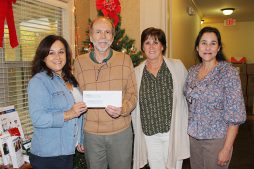 Volunteers of America Christmas Family Program Donation