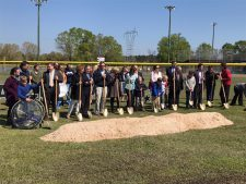 Miracle League Ground Breaking