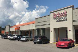 Hardy Court Shopping Center Gulfport, Mississippi
