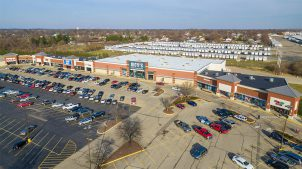 North Heights Plaza in Huber Heights, OH