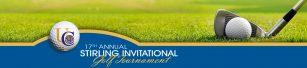 Stirling Golf Tournament Registration