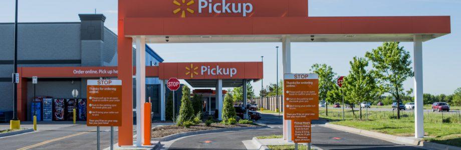 Walmart Grocery Pickup in Metairie, LA